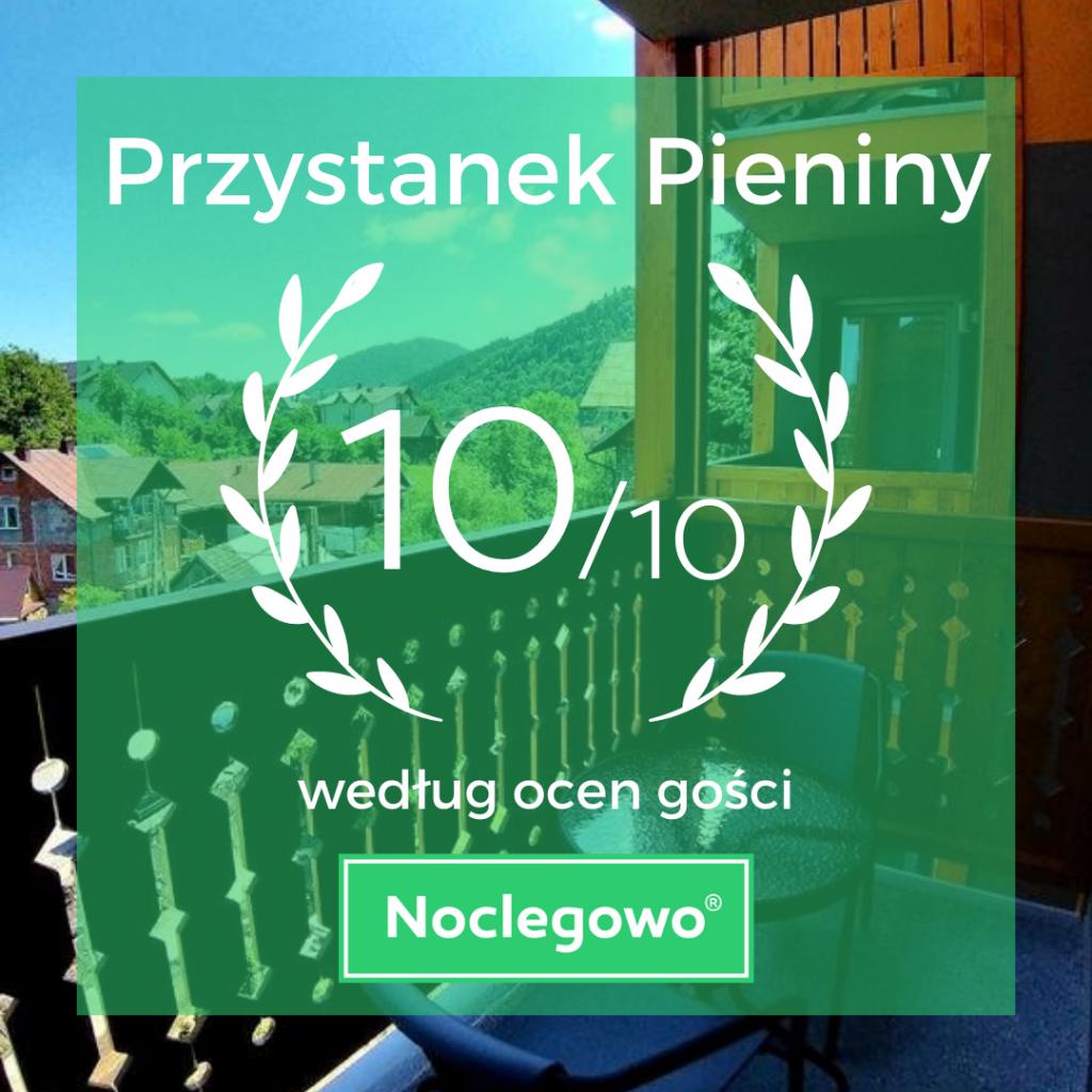 1 1024x1024 - 10 najlepszych noclegów w Polsce, czyli najwyżej oceniane obiekty na Noclegowo w 2020 roku