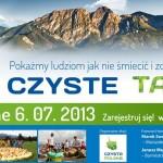 Czyste Tatry 2013 – możesz przyłączyć się do akcji
