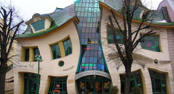 domek - 14 niezwykłych miejsc w Polsce, które istnieją naprawdę
