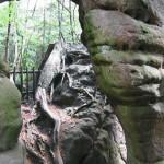 bledne skaly w kudowie noclegowo 150x150 - Mamut, Kurza Stopka, świecący mech - zagadkowe Błędne Skały