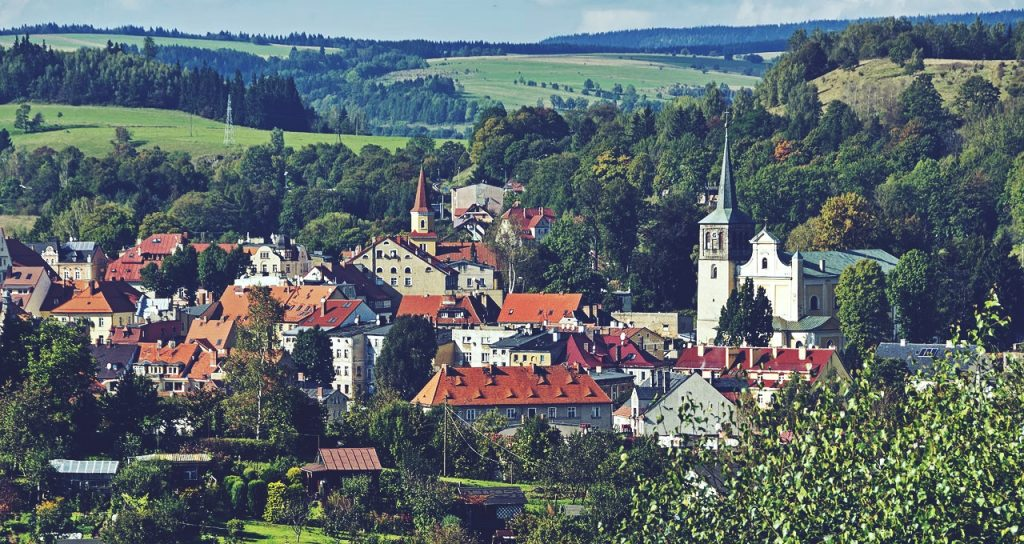 2014  Centrum Dusznik Zdroju 01 1024x544 - Gdzie jechać jesienią? Miejsca na wrześniowe weekendy.