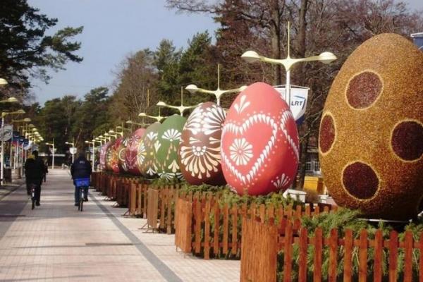 Ulica Pisanek - 8 niezwykłych atrakcji na Wielkanoc