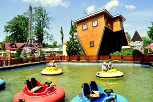 Rabkoland - 10 bajecznych parków rozrywki w Polsce