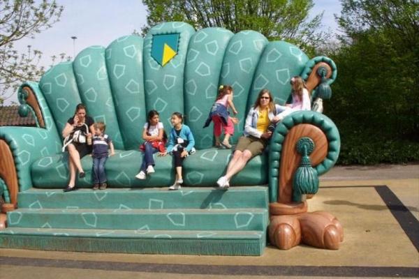 Rodzinny Park Atrakcji - 10 bajecznych parków rozrywki w Polsce
