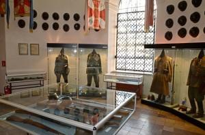Muzeum Bitwy nad Bzurą - fragment ekspozycji Fot. Michał Jabłoński