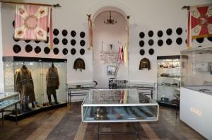 Muzeum Bitwy nad Bzurą fragment ekspozycji 2 Fot. Michał Jabłoński 300x198 - Wyjątkowe Muzea w Kutnie - Regionalne, Bitwy nad Bzurą, Pałac Saski
