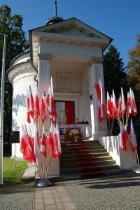 Muzeum Bitwy nad Bzurą - obchody rocznicy Bitwy nad Bzurą Fot. Michał Jabłoński