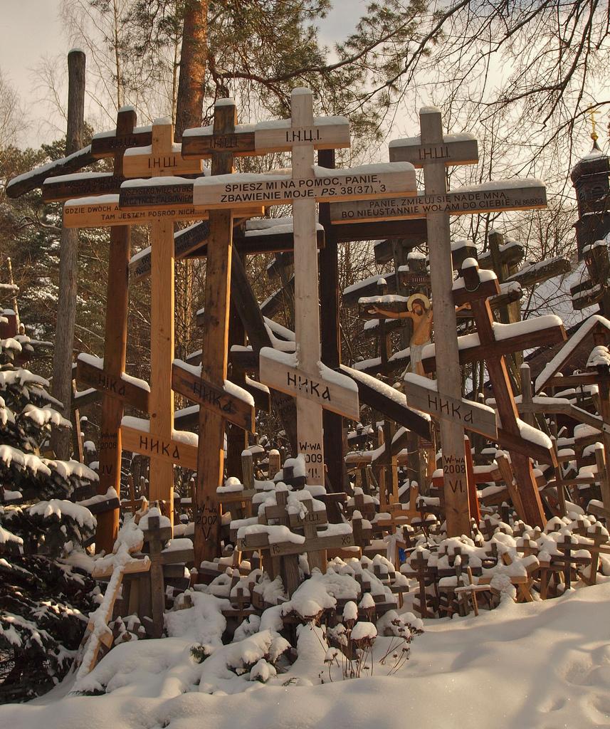 Góra Krzyży Grabarka
