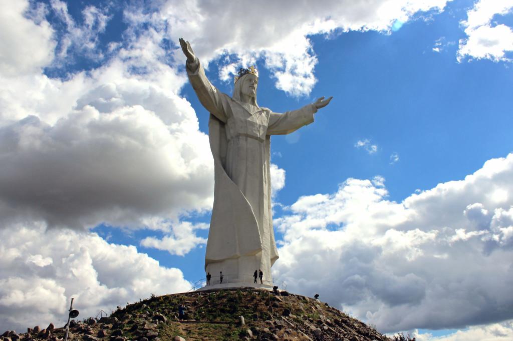 Figura Jezusa Chrystusa w Świebodzinie