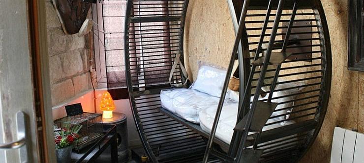 hamster - 9 najgorszych hoteli na świecie