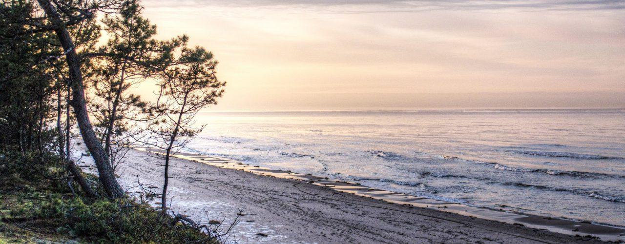 14378386261 dc9a1e5260 k 1280x500 - Szlakiem polskich plaż - wschodnie wybrzeże