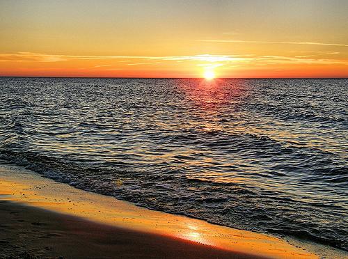 2419054798 3504b20c6c z - Szlakiem polskich plaż - zachodnie wybrzeże