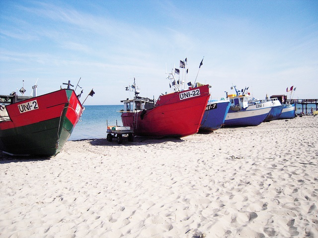 7825385128 303863cab5 z - Szlakiem polskich plaż - zachodnie wybrzeże