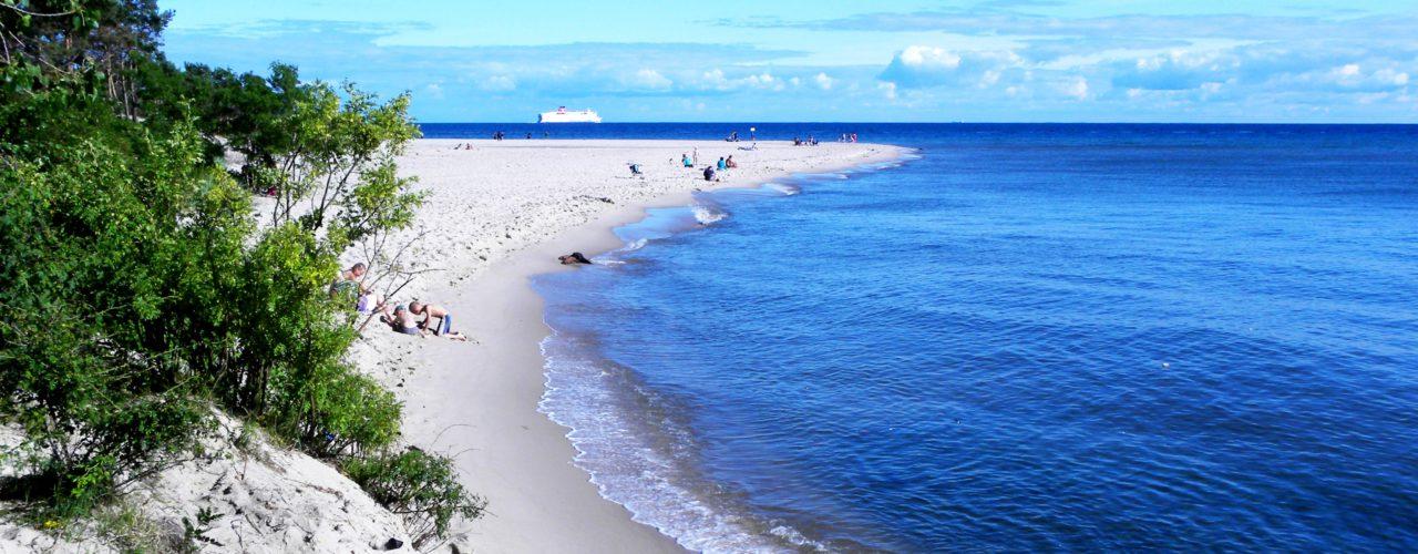 Beach in Hel 1280x500 - Szlakiem polskich plaż - wschodnie wybrzeże