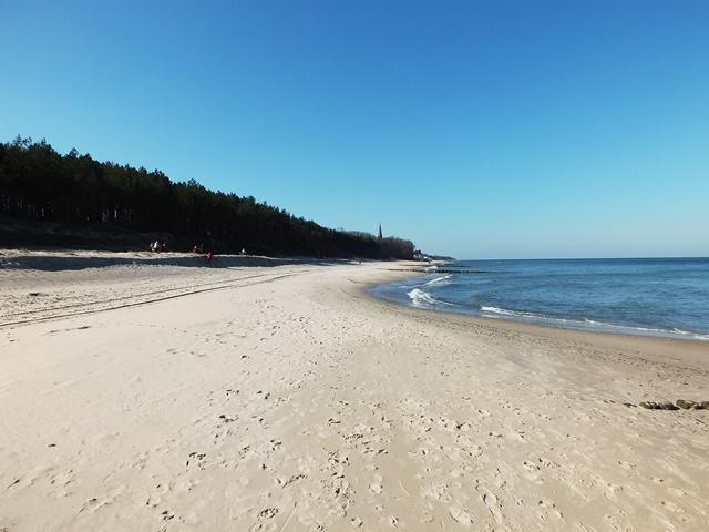 miedzywodzie - Szlakiem polskich plaż - zachodnie wybrzeże