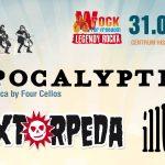 wRock for Freedom – festiwal na zakończenie wakacji we Wrocławiu