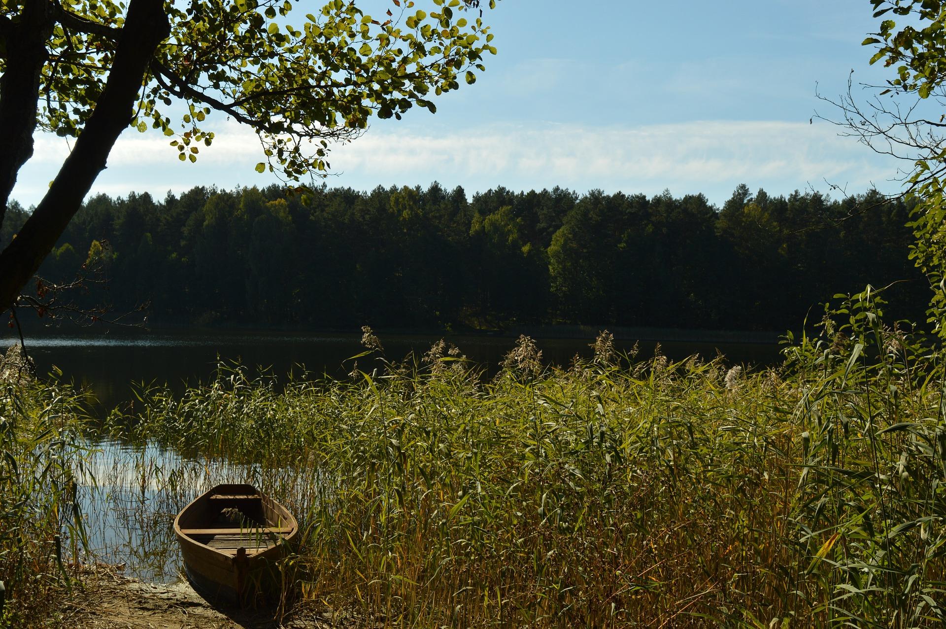 IMG 0403 - 6 wsi na Mazurach, które zagwarantują spokojny urlop