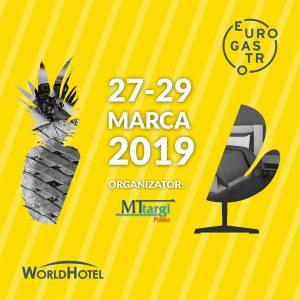 baner EG WH 2019 2 300x300 - Nowa odsłona Targów EuroGastro i Worldhotel