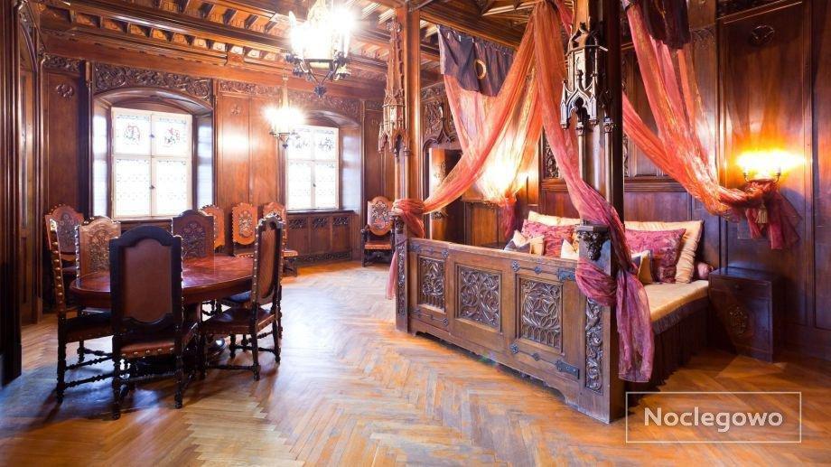 222994 566 lesna zamek czocha - Wyjątkowe noclegi w Polsce - sprawdź, gdzie ciekawie spędzisz noc
