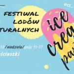 Festiwal Lodów Naturalnych w Gdyni – Ice Cream Party