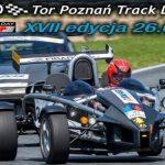 XVII Edycja Fibaro Tor Poznań Track Day 2018