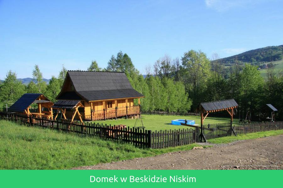 Domek w Beskidzie Niskim - Wakacje we wrześniu w Polsce - czy warto je zaplanować i gdzie pojechać?