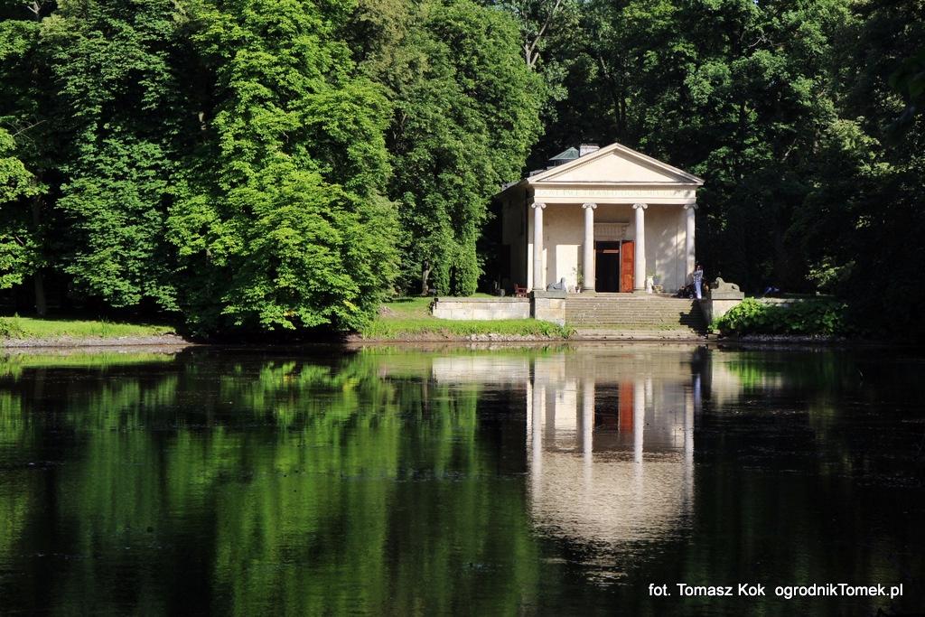 Park Arkadia 22 - Najbardziej romantyczne miejsca w Polsce - TOP 5