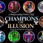 Champions of Illusion w Łodzi – dawka iluzji dla całej rodziny