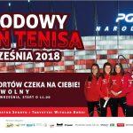 Narodowy Dzień Tenisa na Narodowym w Warszawie