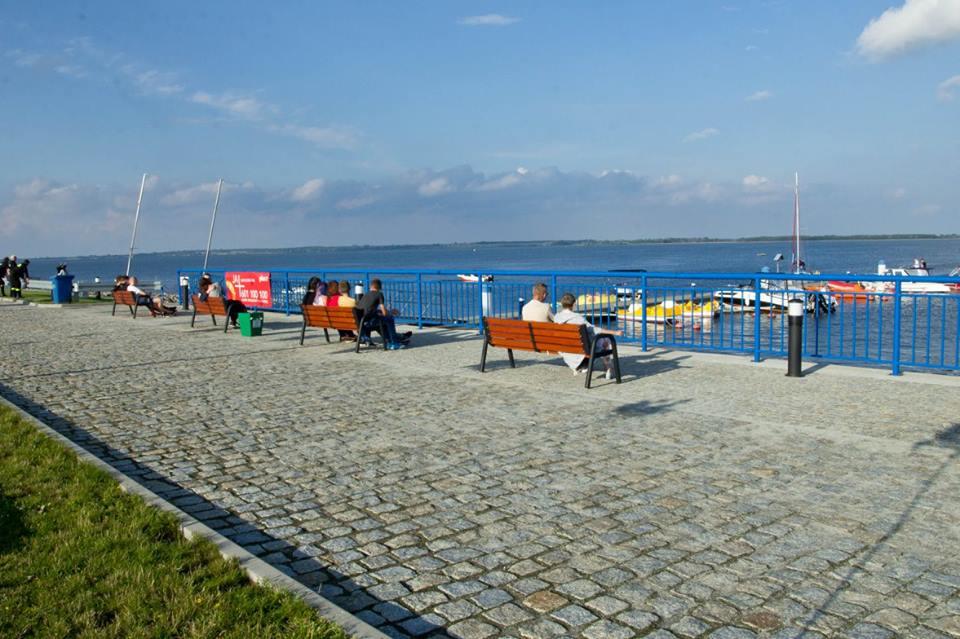 Port Jachtowy w Ostrowie Warckim Marina - Niepozorne miejsca w łódzkim, czyli odpoczynek w centrum Polski
