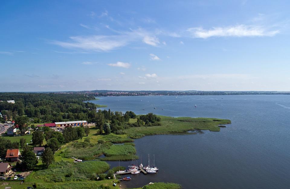 niegocin - Gdzie na żagle w Polsce - jeziora na Mazurach