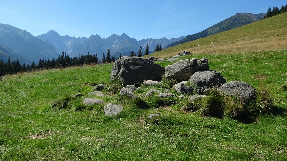 rusinowa polana - Jakie szlaki dla początkujących w Tatrach?