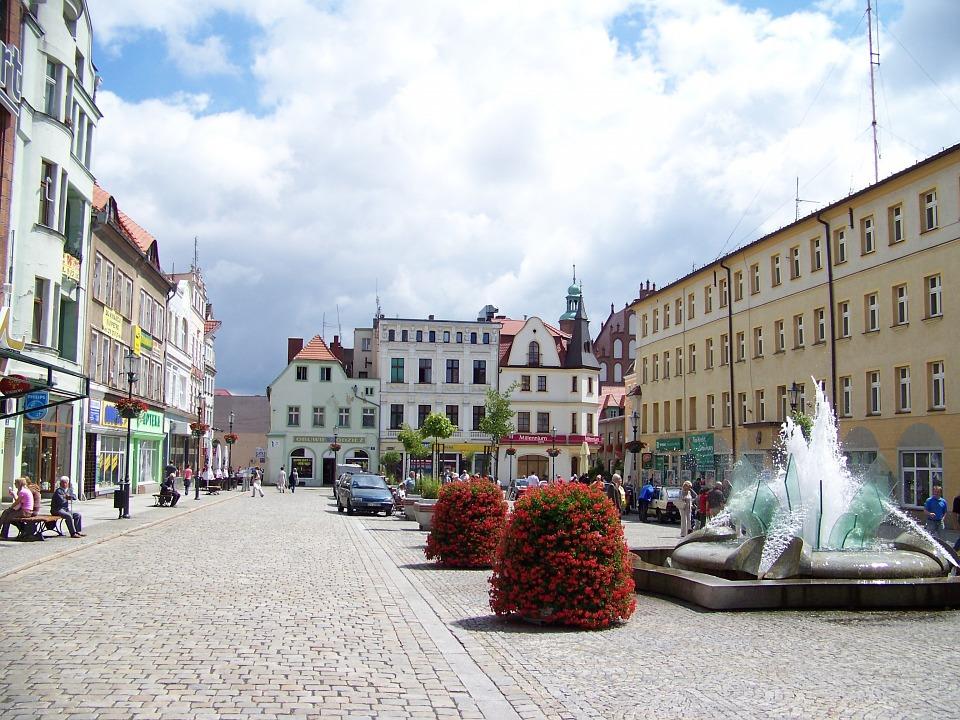 żary - Jakie są najważniejsze miasta polskich województw? Część 1