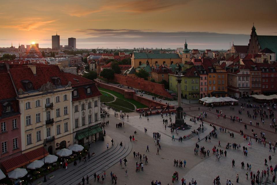 warszawa - Jakie są najważniejsze miasta polskich województw? Część 1