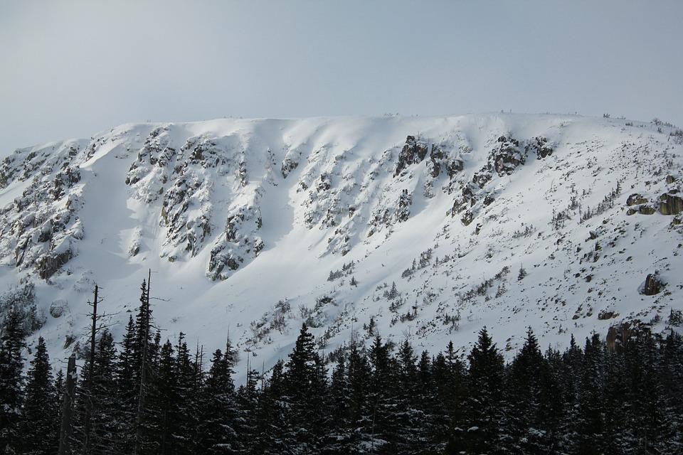 karkonosze - Najciekawsze szlaki zimowe w górach dla początkujących