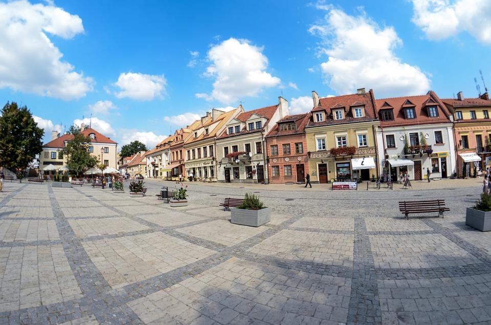 sandomierz 271377 960 720 - Polska Wschodnia w pigułce, czyli co trzeba zobaczyć