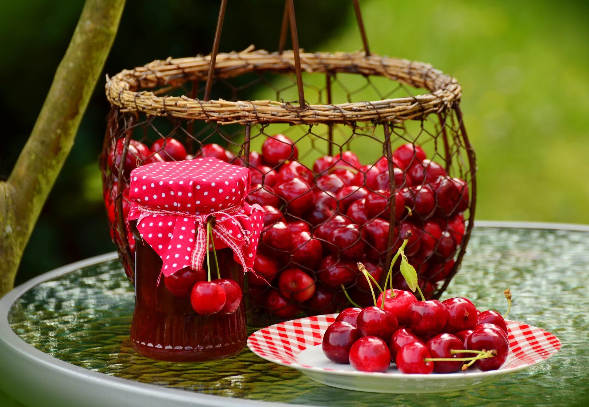 cherries 1503988 1920 - Jak założyć agroturystykę? Przydatne wskazówki na początek