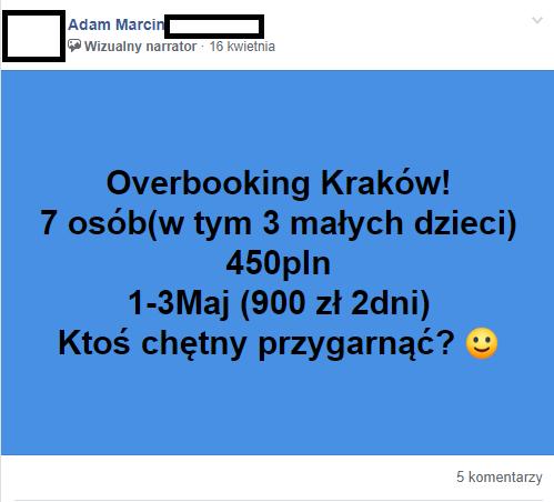 overb1 - Overbooking - co to jest i jak sobie z nim radzić?