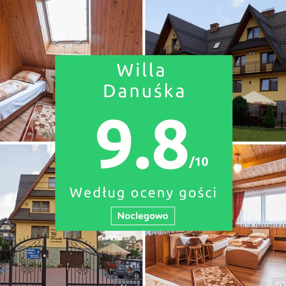 Willa Danuśka Zakopane