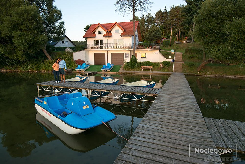 398704 255 chmielno camping pensjonat tamowa - Szwajcaria Kaszubska - domki nad jeziorem w sercu Kaszub