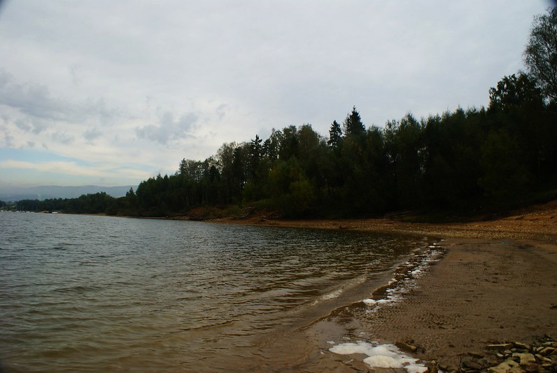 5003953032 d33de59ed3 c - Jezioro Czorsztyńskie - atrakcje i plaża pod Tatrami
