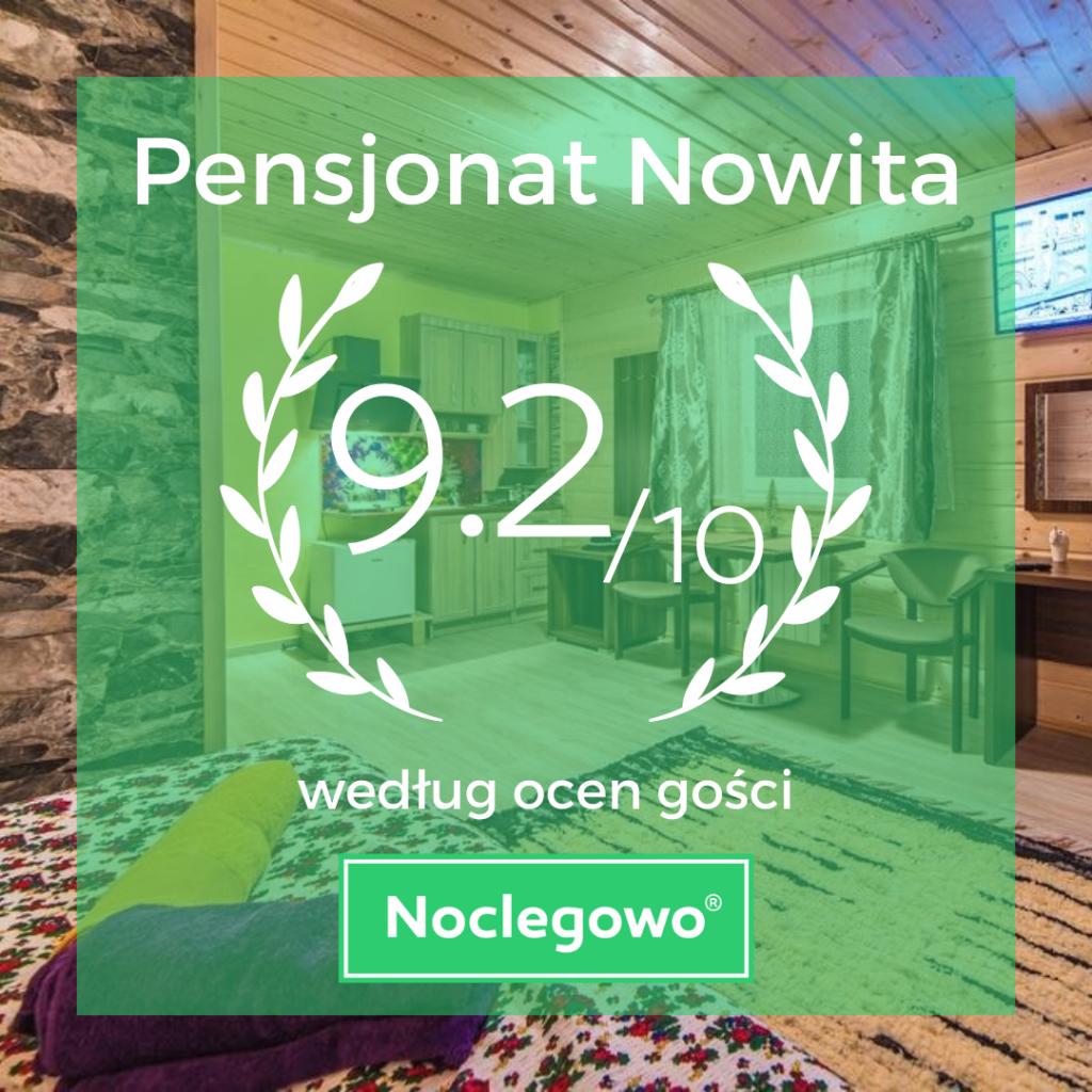 6 1024x1024 - 10 najlepszych noclegów w Polsce, czyli najwyżej oceniane obiekty na Noclegowo w 2020 roku