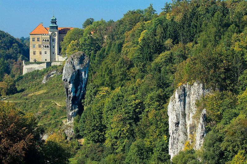 6263832943 0b666a3194 c - Ojcowski Park narodowy z dzieckiem- szlaki i atrakcje