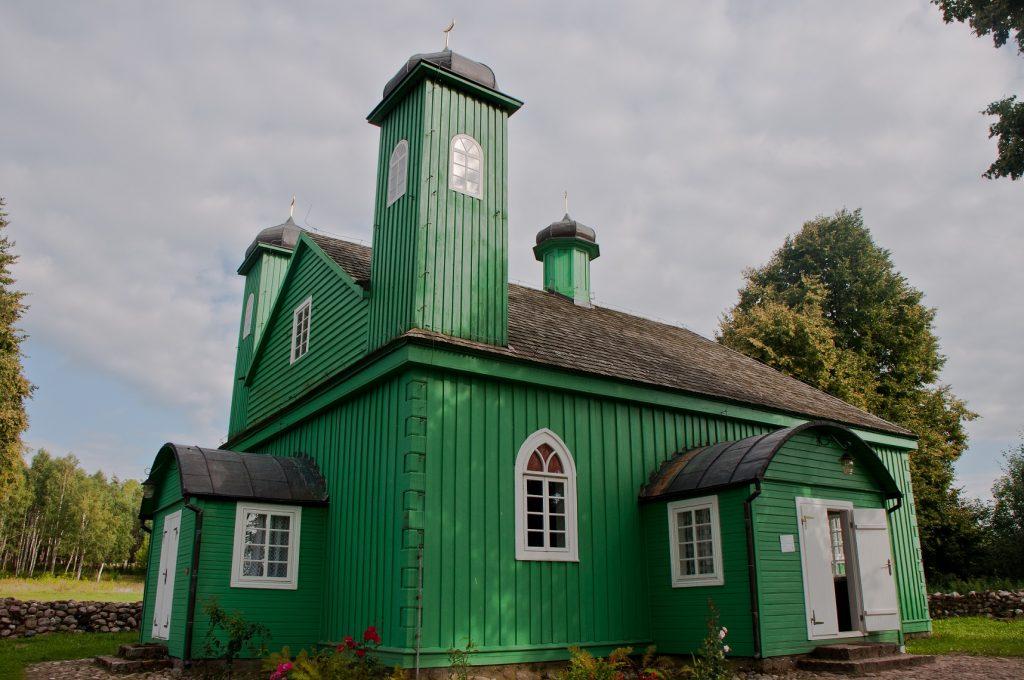 Meczet w Kruszynianach B 1024x680 - Gdzie spędzić weekend sierpniowy ?