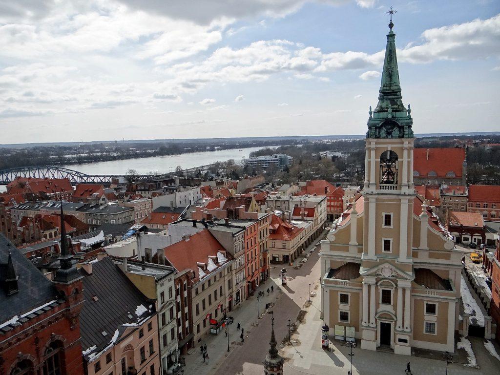 Toruń Kościół Św. Ducha 1024x768 - City break - 5 idealnych miast, by cieszyć się jesienią.