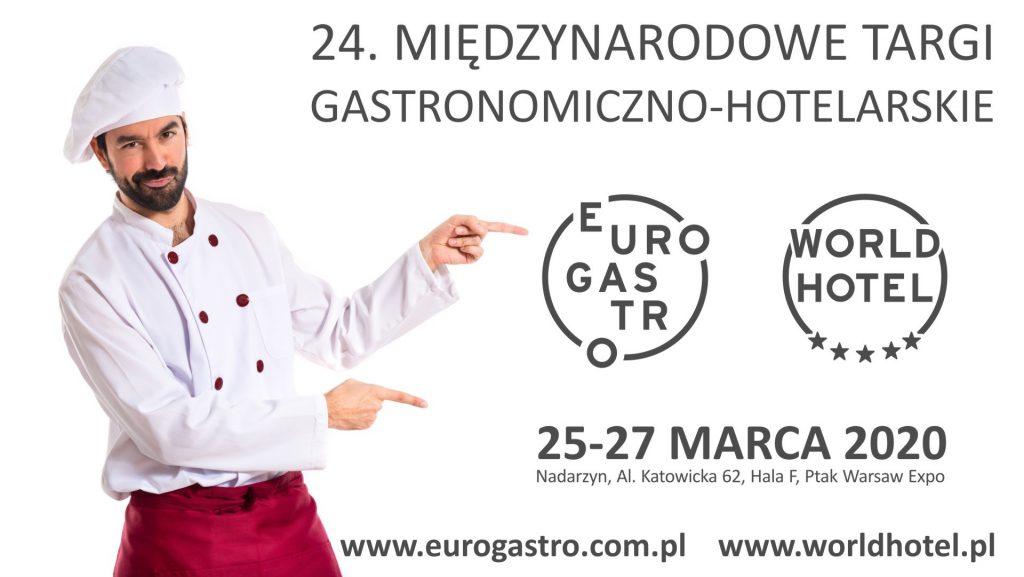 baner z www 1024x577 - Rozwiń swój biznes na targach EuroGastro - najważniejszym spotkaniu branży HoReCa w Polsce