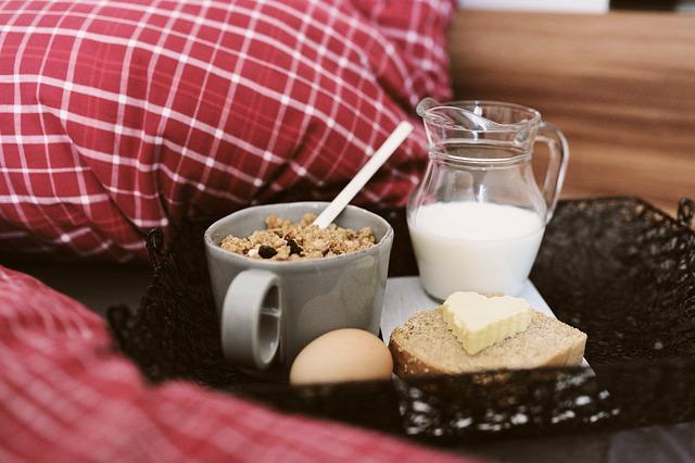 breakfast 5380311 640 - Jak przygotować obiekt noclegowy na 2021?