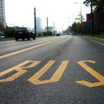 buspas 150x150 - Jak bezpiecznie jeździć rowerem?