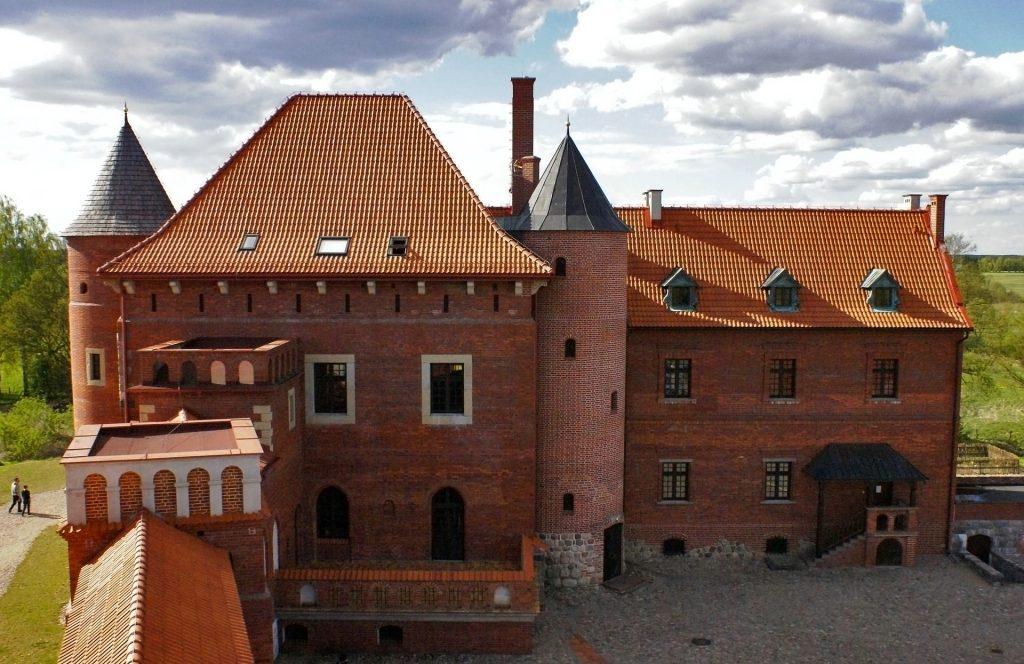 castle 1599179 1920 1024x664 - Zamek Tykocin - atrakcje Podlasia