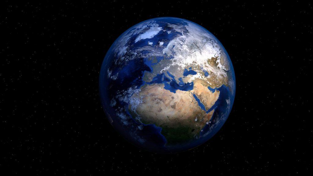 earth 1617121 1920 1024x575 - Wrocław w jeden dzień. Wycieczka do Hydropolis